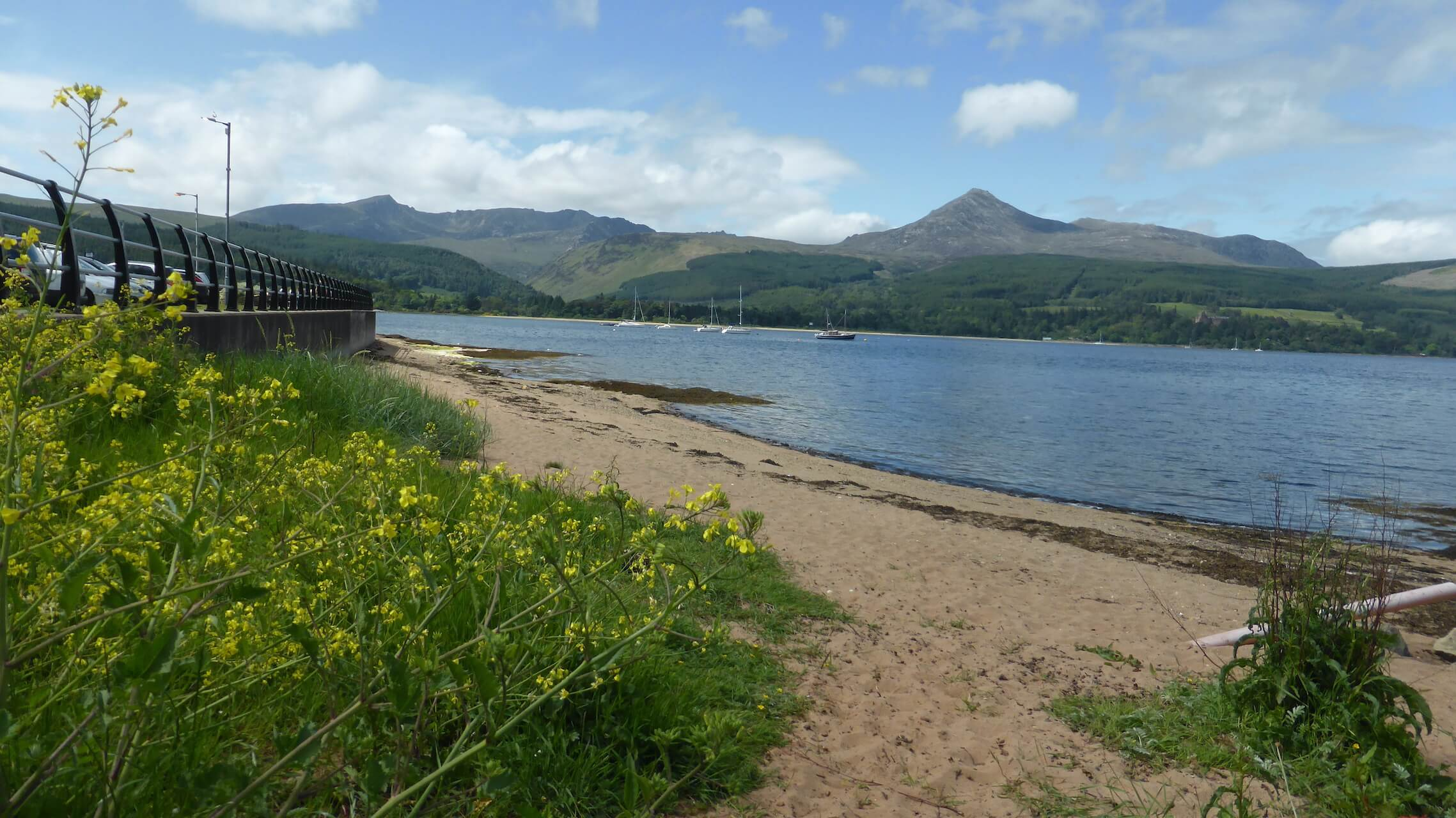 Brodick Bay, Isle of Arran